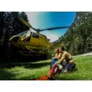 Canyoning Helikopter-Rundflug