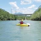 Kayaking Ticino