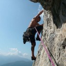 Klettern Lago Maggiore