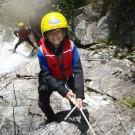 Valle Onsernone kids canyoning