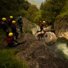 Canyoning in Ticino!